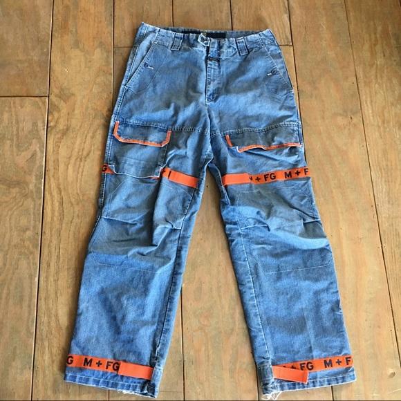 d9cd287c9b Vtg Marithe Francois Girbaud 90's Jeans 36M x 32. M_5ac195623316273a3d1e127a
